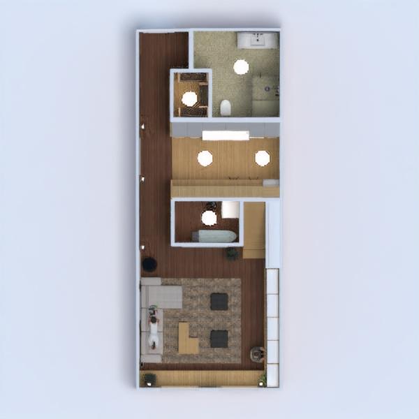 floorplans apartamento casa muebles decoración bricolaje cuarto de baño dormitorio salón cocina despacho iluminación arquitectura trastero estudio descansillo 3d