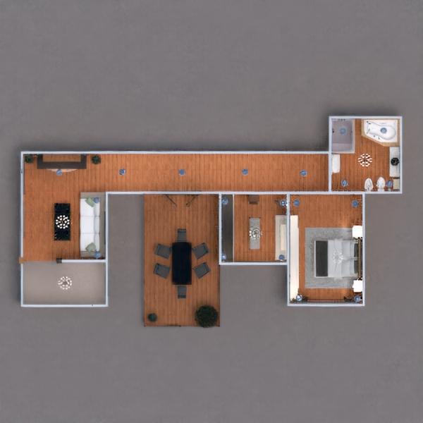 floorplans haus terrasse mobiliar dekor badezimmer wohnzimmer garage küche outdoor beleuchtung landschaft haushalt lagerraum, abstellraum 3d