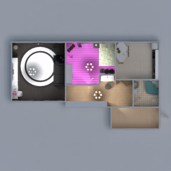 floorplans mieszkanie dom meble wystrój wnętrz zrób to sam łazienka sypialnia pokój dzienny kuchnia oświetlenie gospodarstwo domowe przechowywanie wejście 3d