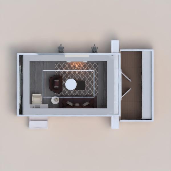 floorplans apartment house furniture decor living room lighting renovation household storage 3d