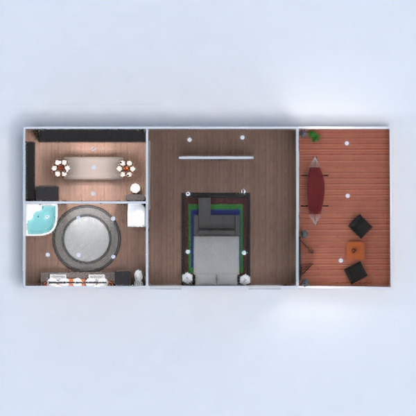 floorplans дом терраса ванная гостиная кухня улица ландшафтный дизайн архитектура 3d