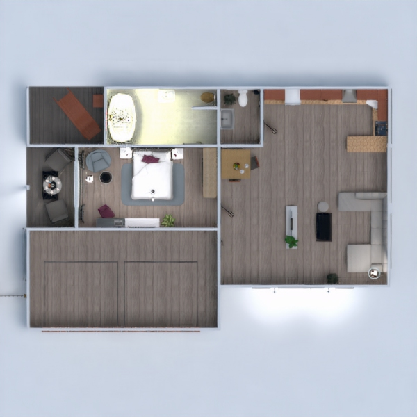 floorplans house decor bedroom household entryway 3d