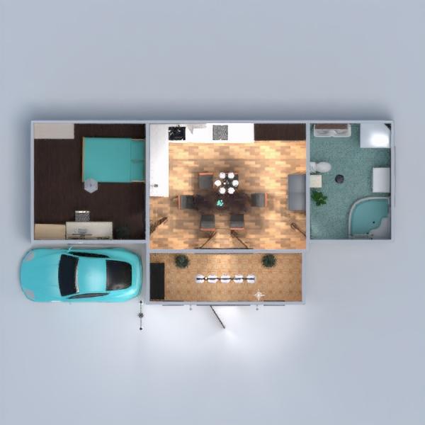 floorplans butas namas baldai dekoras pasidaryk pats vonia miegamasis svetainė virtuvė apšvietimas namų apyvoka valgomasis аrchitektūra 3d