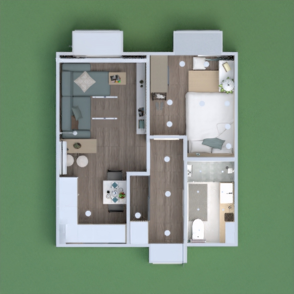 floorplans appartement maison meubles décoration diy salle de bains chambre à coucher salon cuisine chambre d'enfant bureau eclairage rénovation maison café salle à manger espace de rangement studio entrée 3d