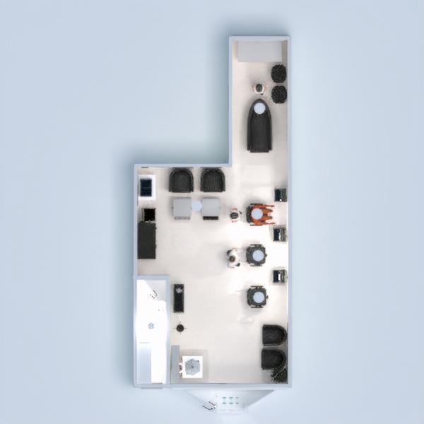 floorplans wystrój wnętrz zrób to sam oświetlenie architektura mieszkanie typu studio 3d