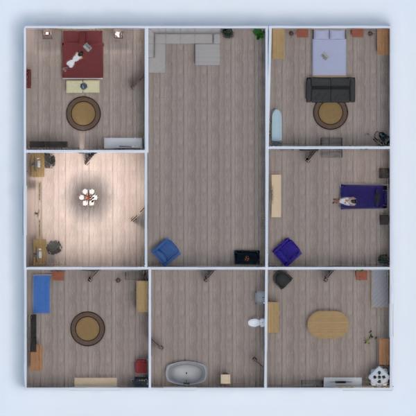 floorplans dom zrób to sam na zewnątrz pokój diecięcy biuro 3d
