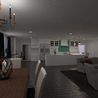 floorplans casa arredamento decorazioni saggiorno cucina 3d