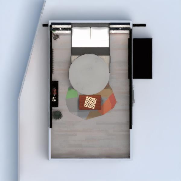 floorplans casa decorazioni angolo fai-da-te camera da letto 3d