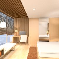 floorplans wohnung badezimmer schlafzimmer küche esszimmer 3d