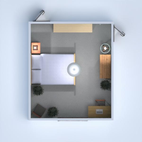 floorplans dormitorio habitación infantil reforma 3d