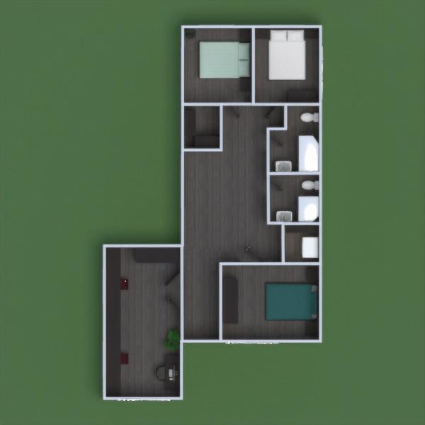 floorplans house terrace furniture decor bathroom bedroom living room garage kitchen outdoor office dining room architecture studio 3d