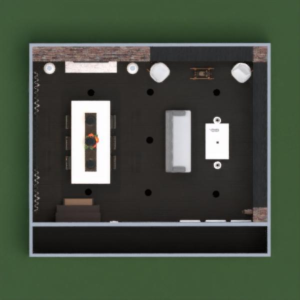 floorplans butas namas baldai dekoras svetainė apšvietimas renovacija valgomasis аrchitektūra sandėliukas studija 3d