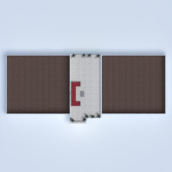 floorplans veranda esterno paesaggio architettura 3d