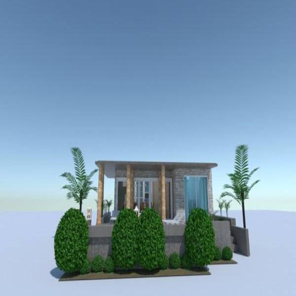 floorplans namas dekoras svetainė kraštovaizdis аrchitektūra 3d