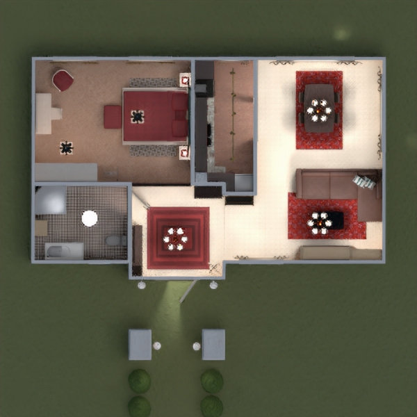 floorplans haus mobiliar dekor do-it-yourself badezimmer schlafzimmer küche beleuchtung haushalt esszimmer 3d