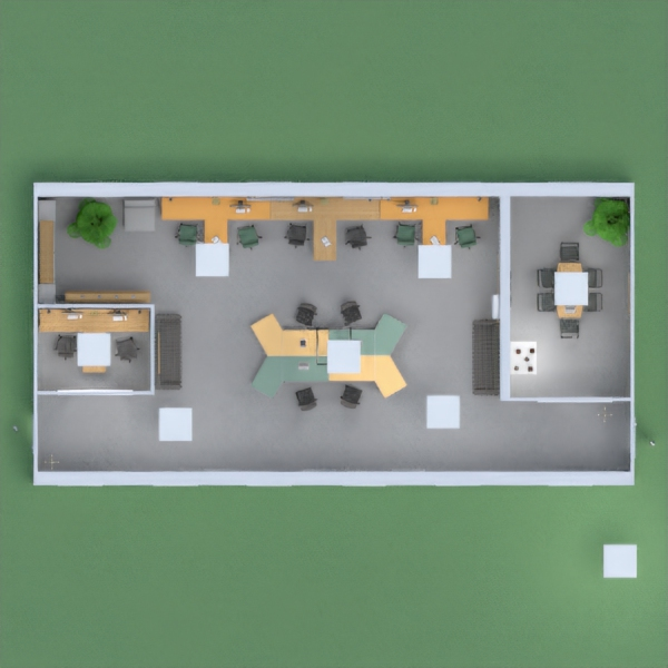 floorplans studio monolocale 3d