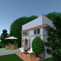 floorplans дом терраса мебель декор сделай сам ванная спальня гостиная кухня освещение техника для дома архитектура 3d