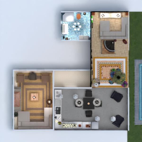 floorplans casa decoración bricolaje 3d