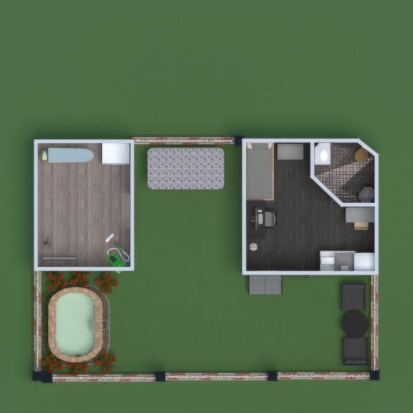 floorplans haus mobiliar do-it-yourself badezimmer schlafzimmer küche outdoor haushalt esszimmer lagerraum, abstellraum 3d