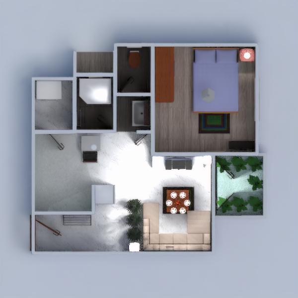 floorplans mieszkanie meble wystrój wnętrz łazienka sypialnia pokój dzienny kuchnia oświetlenie gospodarstwo domowe architektura 3d
