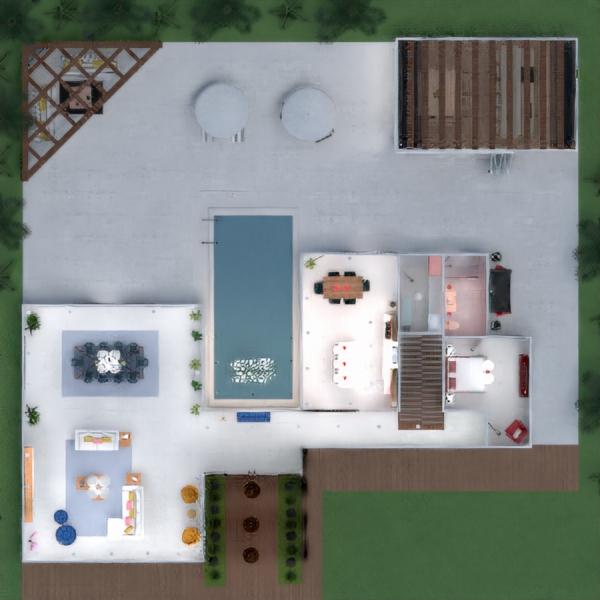 floorplans casa varanda inferior mobílias decoração faça você mesmo casa de banho dormitório quarto garagem cozinha área externa quarto infantil escritório iluminação paisagismo utensílios domésticos sala de jantar arquitetura despensa patamar 3d