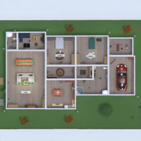 floorplans casa arredamento decorazioni bagno camera da letto 3d
