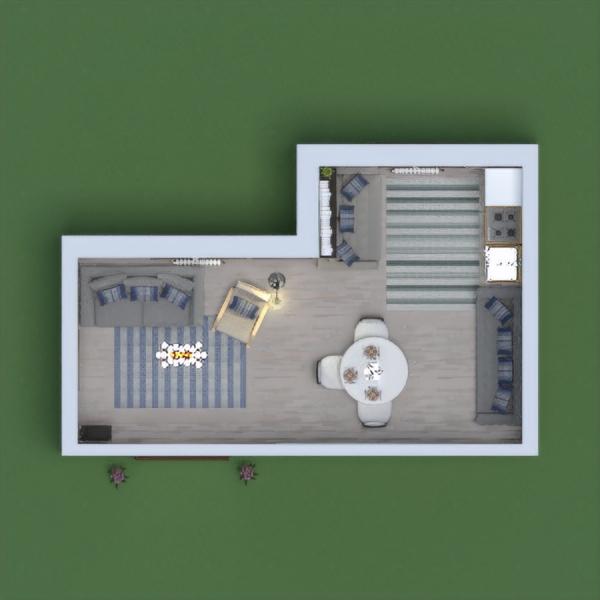floorplans furniture diy living room kitchen dining room 3d