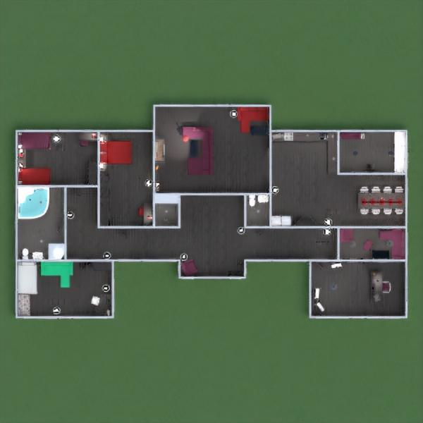 floorplans house furniture diy bathroom bedroom living room dining room entryway 3d