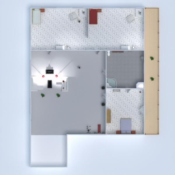 floorplans decoração faça você mesmo quarto garagem cozinha 3d