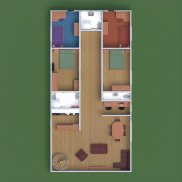 floorplans house furniture decor diy bathroom bedroom living room kitchen kids room office household dining room architecture storage 3d