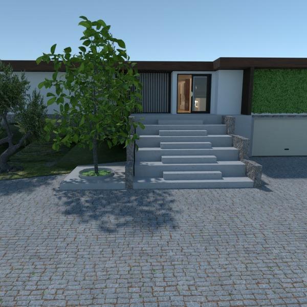 progetti casa arredamento esterno illuminazione 3d