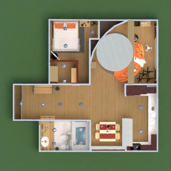 floorplans casa mobílias decoração faça você mesmo casa de banho quarto cozinha iluminação reforma paisagismo utensílios domésticos cafeterias sala de jantar arquitetura patamar 3d