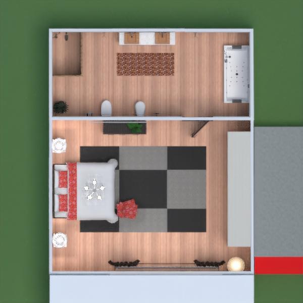 floorplans apartment house furniture decor bathroom bedroom living room kitchen outdoor lighting landscape dining room architecture 3d