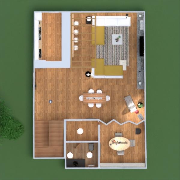 floorplans casa arredamento decorazioni angolo fai-da-te bagno camera da letto saggiorno cucina esterno studio illuminazione sala pranzo architettura vano scale 3d