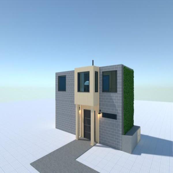 floorplans casa muebles decoración salón arquitectura 3d