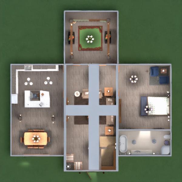 floorplans casa varanda inferior mobílias decoração faça você mesmo casa de banho dormitório quarto cozinha área externa escritório iluminação reforma paisagismo utensílios domésticos cafeterias sala de jantar arquitetura despensa patamar 3d