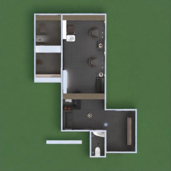 floorplans baldai dekoras pasidaryk pats apšvietimas renovacija аrchitektūra studija 3d
