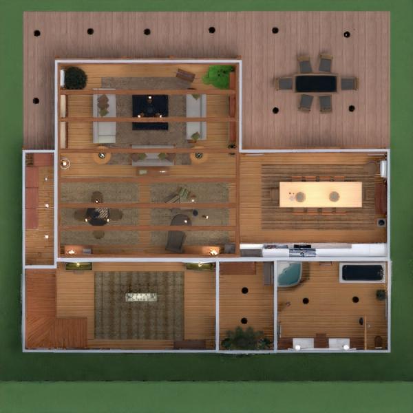 floorplans casa muebles decoración cuarto de baño dormitorio salón cocina habitación infantil despacho iluminación paisaje comedor arquitectura trastero descansillo 3d