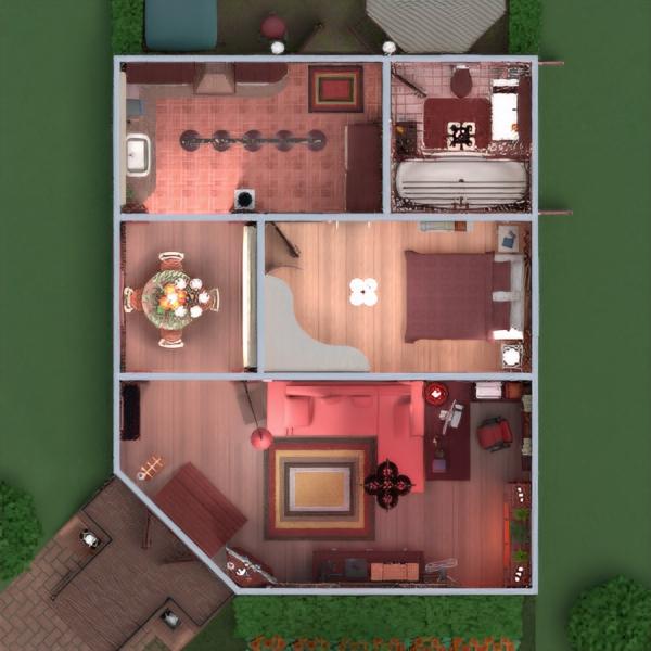 floorplans dom meble wystrój wnętrz zrób to sam łazienka sypialnia pokój dzienny kuchnia na zewnątrz biuro oświetlenie remont jadalnia przechowywanie wejście 3d