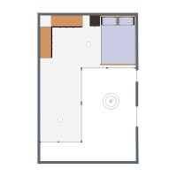 floorplans house furniture decor bathroom living room kitchen lighting household dining room architecture storage 3d
