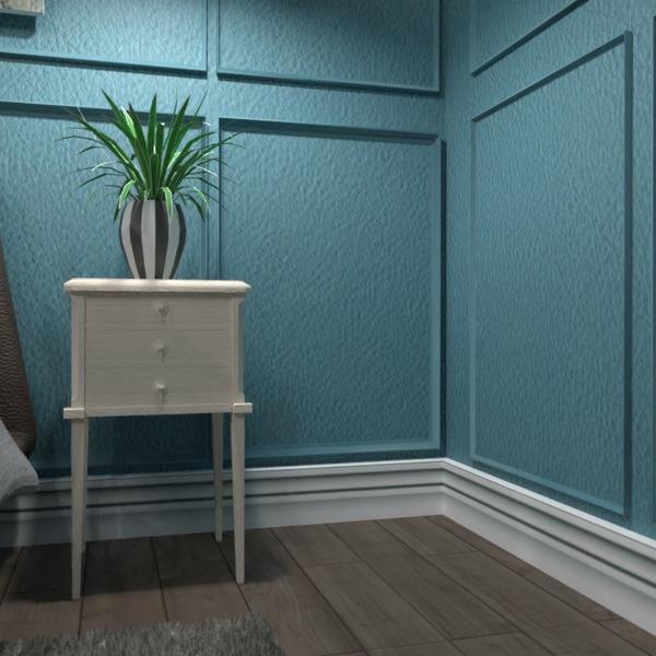 floorplans mobílias decoração dormitório iluminação 3d