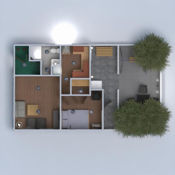 progetti arredamento saggiorno illuminazione paesaggio architettura 3d