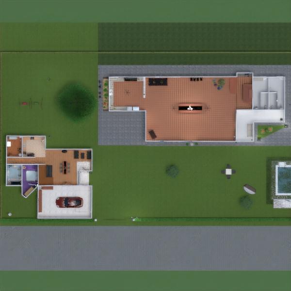 floorplans apartamento casa varanda inferior mobílias decoração faça você mesmo casa de banho dormitório quarto garagem cozinha área externa escritório iluminação paisagismo utensílios domésticos cafeterias sala de jantar arquitetura estúdio 3d