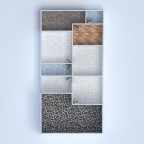 floorplans wohnung haus terrasse 3d