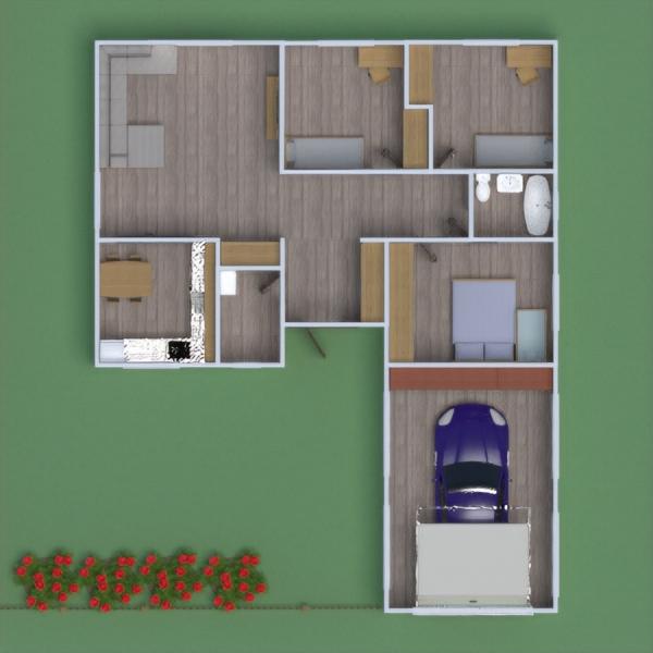 floorplans casa ripostiglio 3d