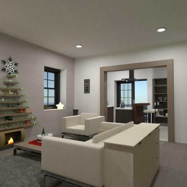 floorplans baldai dekoras pasidaryk pats svetainė virtuvė 3d