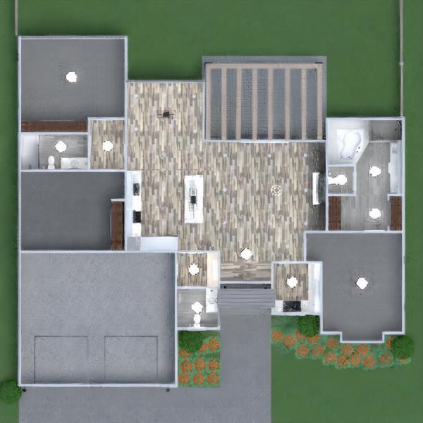 floorplans bricolaje habitación infantil cafetería 3d