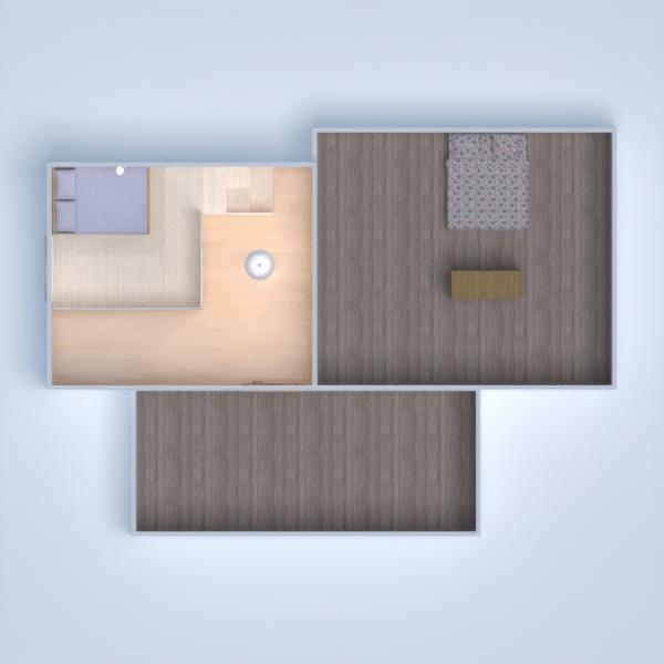 floorplans dormitorio habitación infantil 3d
