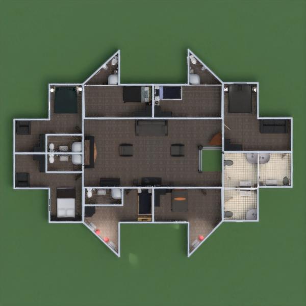 floorplans namas baldai dekoras vonia miegamasis svetainė garažas virtuvė apšvietimas namų apyvoka valgomasis аrchitektūra sandėliukas 3d