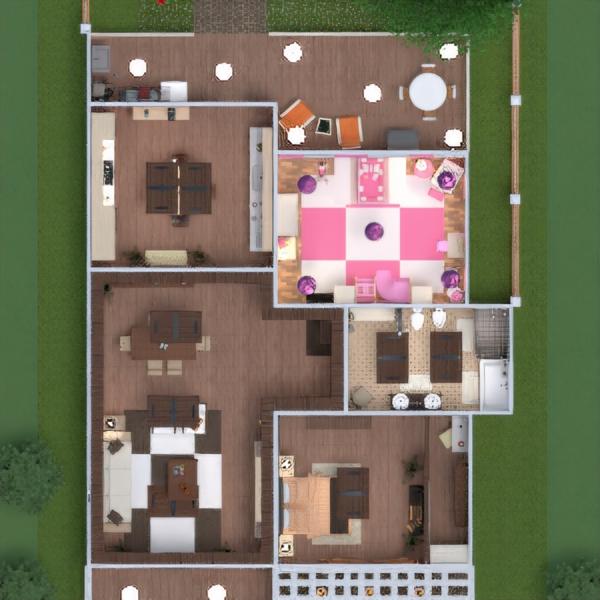 floorplans casa veranda arredamento decorazioni angolo fai-da-te bagno camera da letto saggiorno cucina esterno cameretta illuminazione rinnovo paesaggio famiglia caffetteria sala pranzo architettura vano scale 3d
